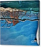 Upside-down World Series 5 Canvas Print
