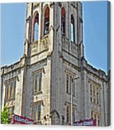 Urban Grace Church Canvas Print