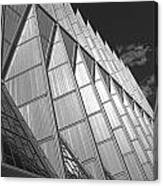 Us Air Force Academy Chapel 2 Canvas Print