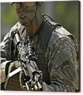 U.s. Army Ranger Canvas Print