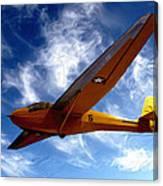 U.s. Marines Glider Canvas Print