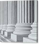 Us Supreme Court Building IIi Canvas Print
