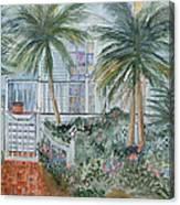Usepa Gate Canvas Print