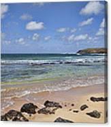 Vacation Destination Canvas Print