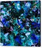Vague Canvas Print