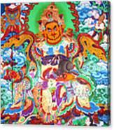 Vaishravnna 10 Canvas Print