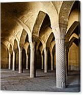 Vakil Mosque . Shiraz . Iran Canvas Print