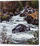 Valdolla River Canvas Print