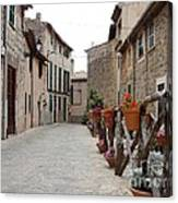 Valldemossa Canvas Print