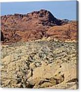 Valley Of Fire 4 Of 4 Canvas Print