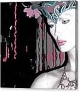 Vamp Five Canvas Print