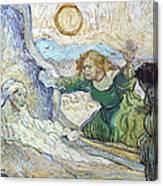 Van Gogh: Lazarus Canvas Print