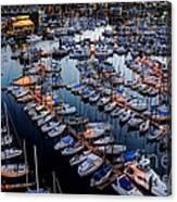 Vancouver British Columbia 9 Canvas Print