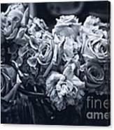 Vase Of Flowers 2 Canvas Print