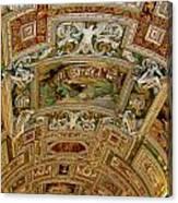 Vatican Ceiling Canvas Print
