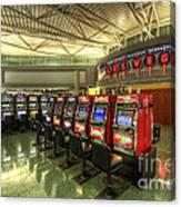 Vegas Airport 2.0 Canvas Print