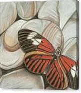 Velvet Red Canvas Print