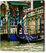 Venetian Colors Canvas Print