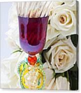 Venetian Glass Canvas Print