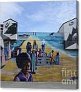 Venice Beach Wall Art 4 Canvas Print