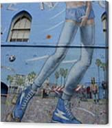Venice Beach Wall Art 9 Canvas Print