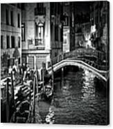 Venice Evening Canvas Print