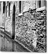Venice: Grand Canal, 1969 Canvas Print