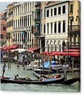 Venice Grand Canal 2 Canvas Print