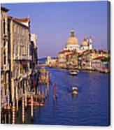 Venice, Grand Canal, Italy Canvas Print