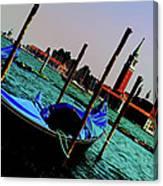 Venice In Color Canvas Print