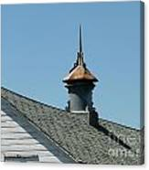 Vent On Barn Canvas Print