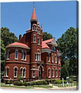 Ventress Hall Ole Miss Canvas Print