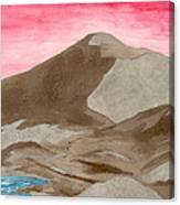 Verlof Canvas Print