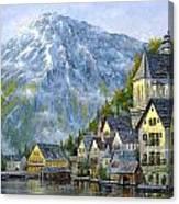 Verona Lake Canvas Print