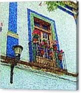 Vg Guanajuato Canvas Print