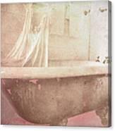 Victorian Bath Canvas Print