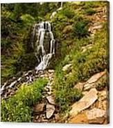Vidae Falls Landscape Canvas Print