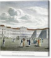 Vienna, 1823 Canvas Print