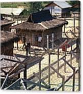 Vietnam War, Chu Lai, Vietnam, Prisoner Canvas Print