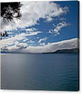 View Of Lake Tahoe Canvas Print