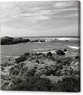 View Of The Cove Canvas Print