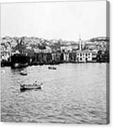 View Of Tophane - Istanbul - From The Sea - Turkey Canvas Print