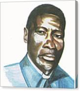 Vincent Mulago Canvas Print