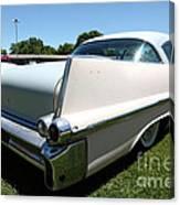 Vintage 1957 Cadillac . 5d16688 Canvas Print