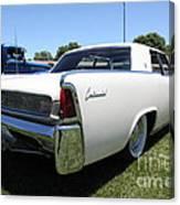 Vintage Lincoln Continental . 5d16675 Canvas Print