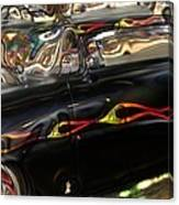 Vintage Metal Canvas Print
