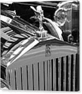 Vintage Rolls Royce 2 Canvas Print