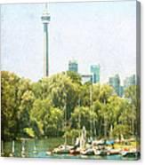 Vintage Toronto Canvas Print