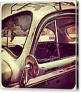 Vintage VW Canvas Print