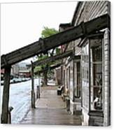 Virginia City Montana 03 Canvas Print
